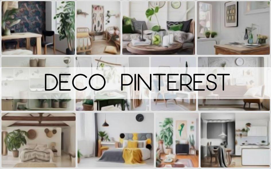 Deco Pinterest : toutes les tendances déco du moment en 50 images !
