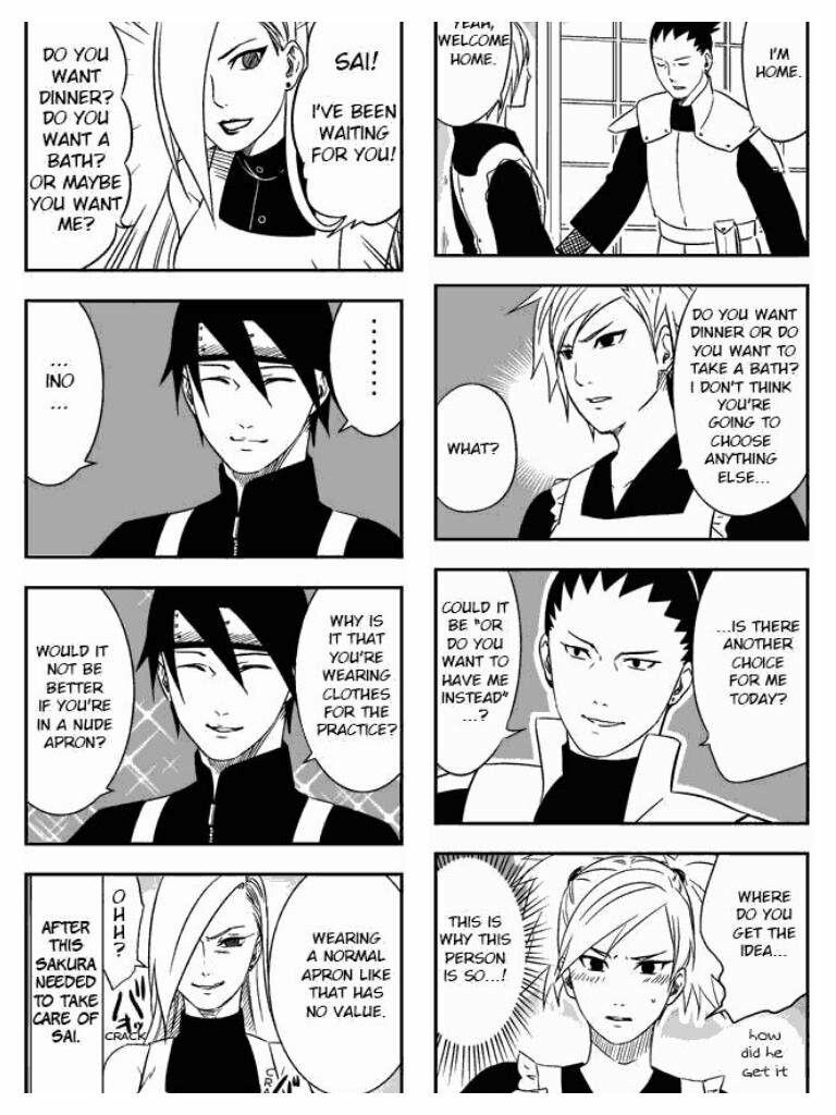 Hinata Horny pertaining to inosai shikatema horny husbands | shikamaru♡temari=shikadai