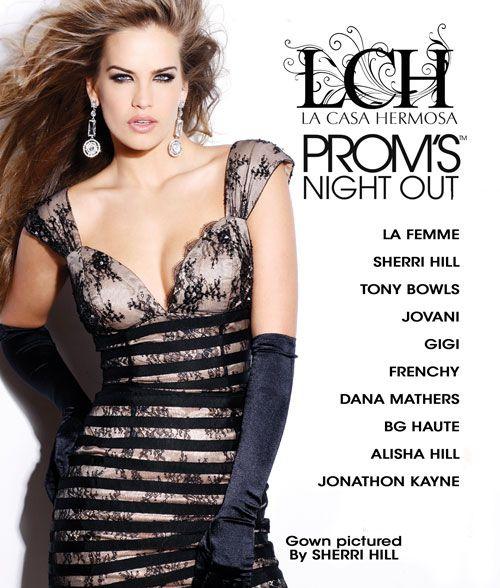 43e943cedcdaf Prom's Night Out at LA CASA HERMOSA of Wellington   Winning STYLE ...