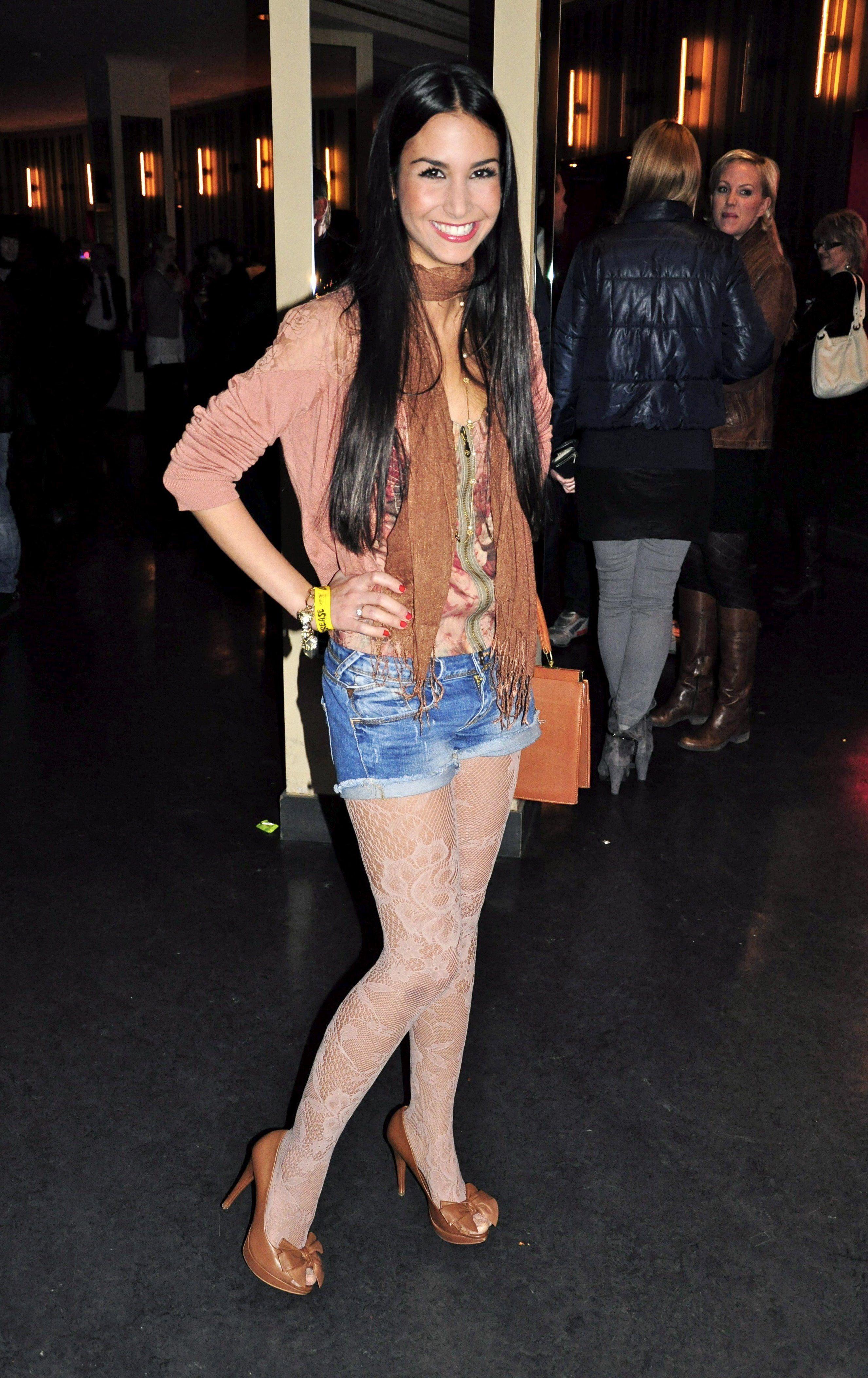 Pin von Alex Kraychik auf nylons | Fashion tights, Lace ...