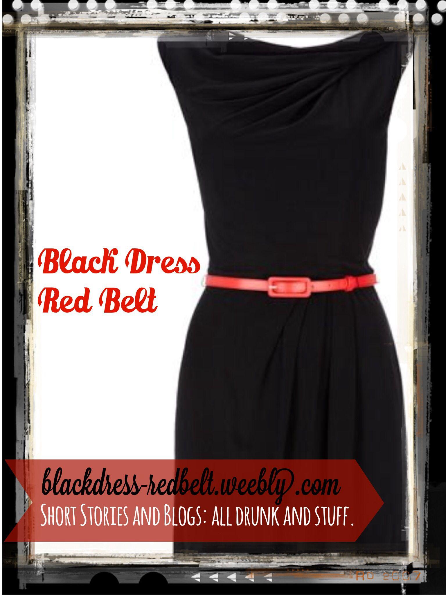 Black dress red belt dressredbeltweebly twitter