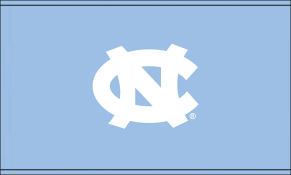 UNC Tarheels Window Blinds and Shades at SportyShades.com