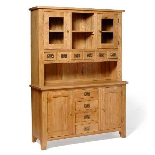 Vancouver Oak Dresser