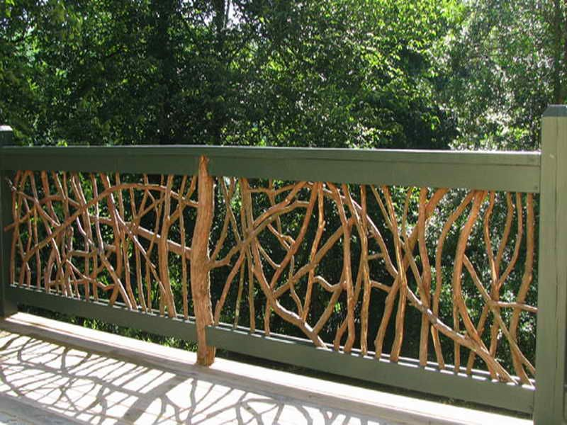 Porch Railing Designs Pictures Planning Ideas Deck Railing Designs