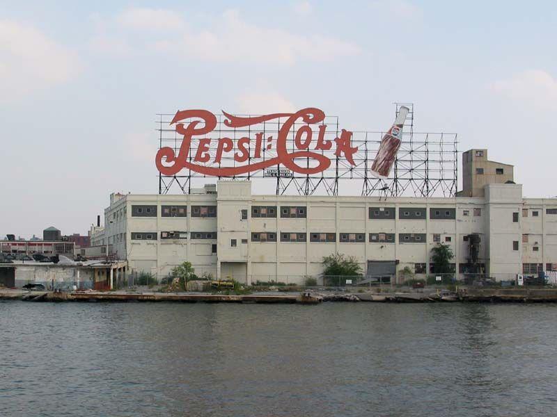 890ef880726 Pepsi Cola ilk olarak