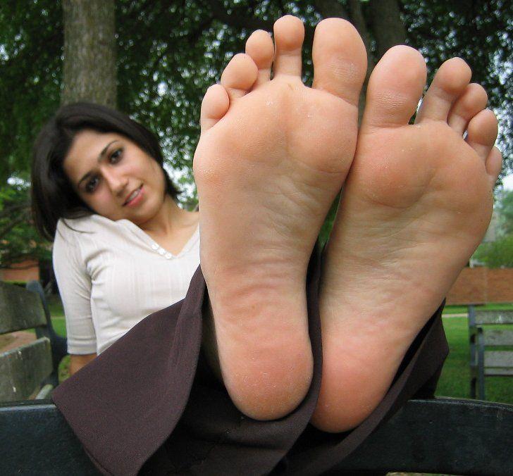 Indian Feet Love