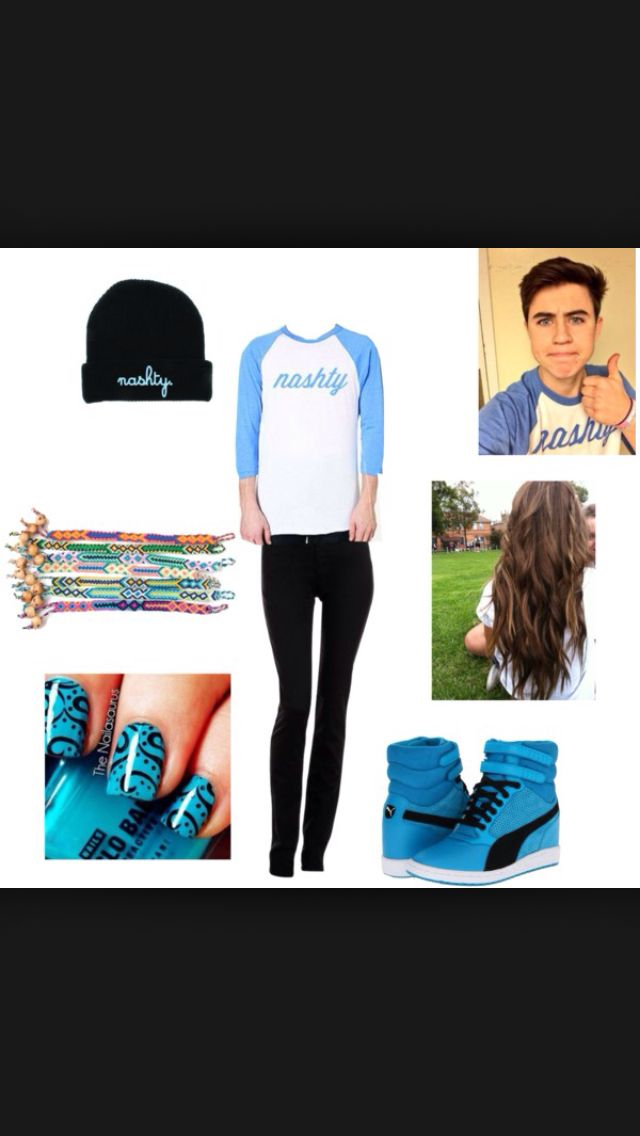 Perf outfit with Nash