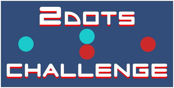 2 Dots Challenge Unity Complete Project | Code-Scripts-and-Plugins