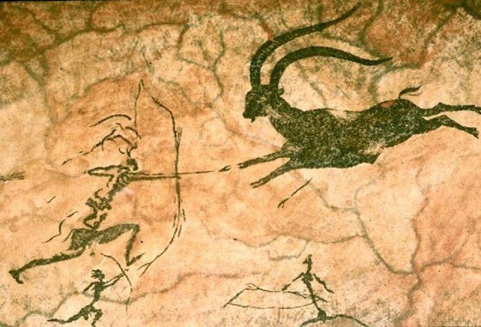 Caveman Rock Art : The altamira cave paintings painting ancient art