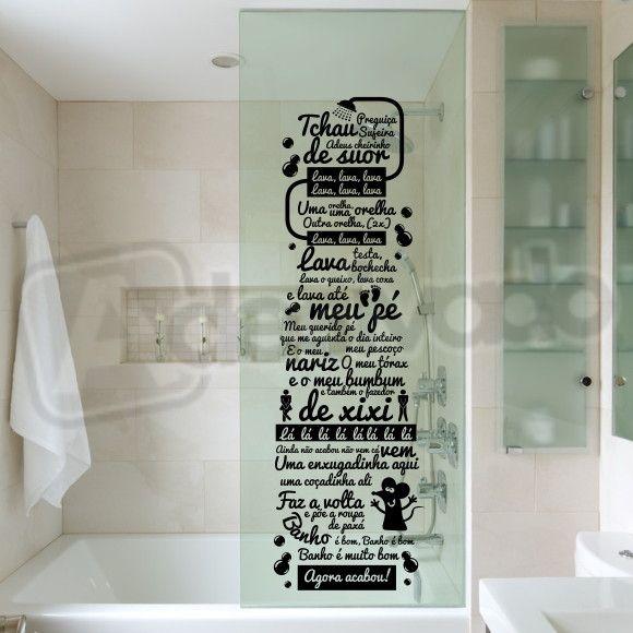 Pin De Louise Rosa Em Banheiros Box Banheiro Decorar Paredes