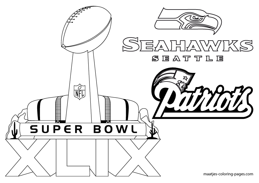 New England Patriots and Seattle Seahawks | f | Pinterest | Free ...