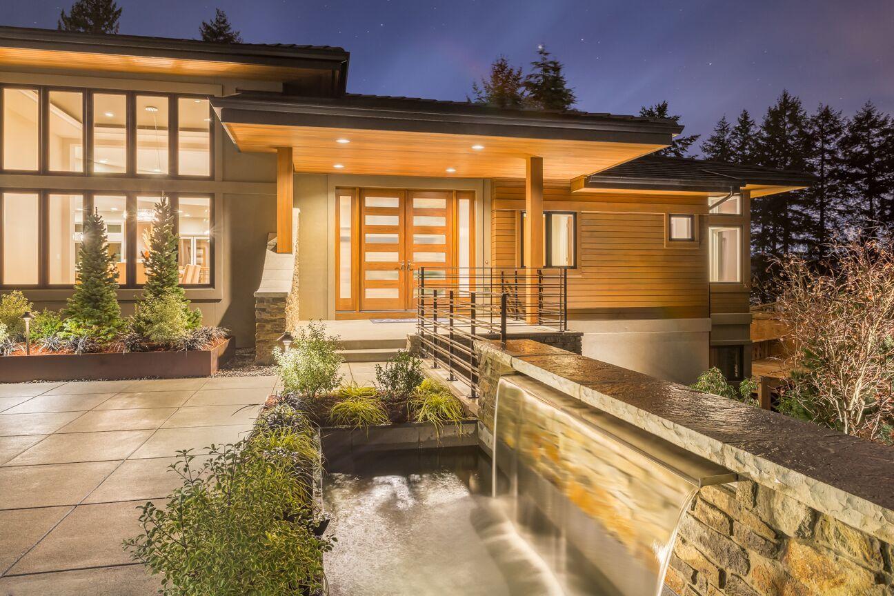 11837 49th Place NE Sammamish, WA. Sammamish Ridge Estates ... on Cascadia Outdoor Living Spaces id=25150