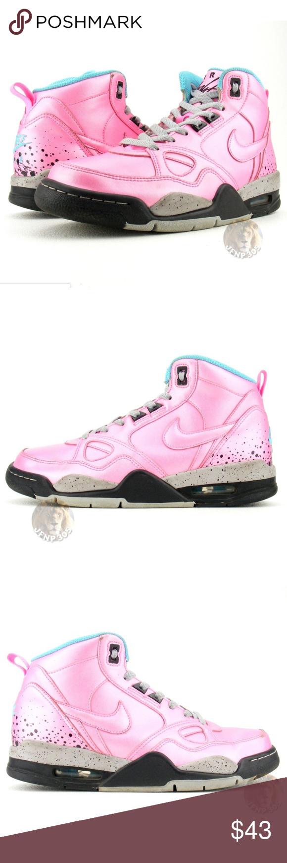 34c91135 Nike Air Flight '13 Sneakers 616298-600 Pink, 8.5 Nike Sneakers 616298-