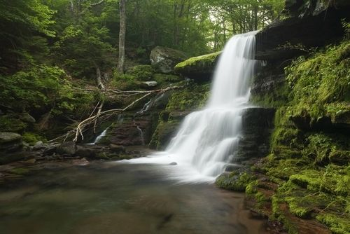 Catskills, New York State - only a short drive south of Albany