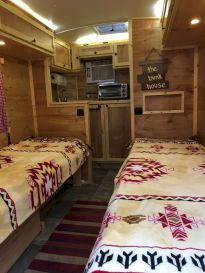 Travel Trailers Interior Ideas For Full Time Rv Living 39