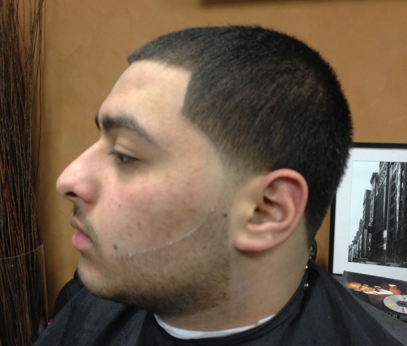 Taper Haircut Bespokebarbershop On Ig 419 North Ave New Rochelle