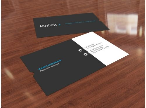 entry 285 stationery design by mirelas business card
