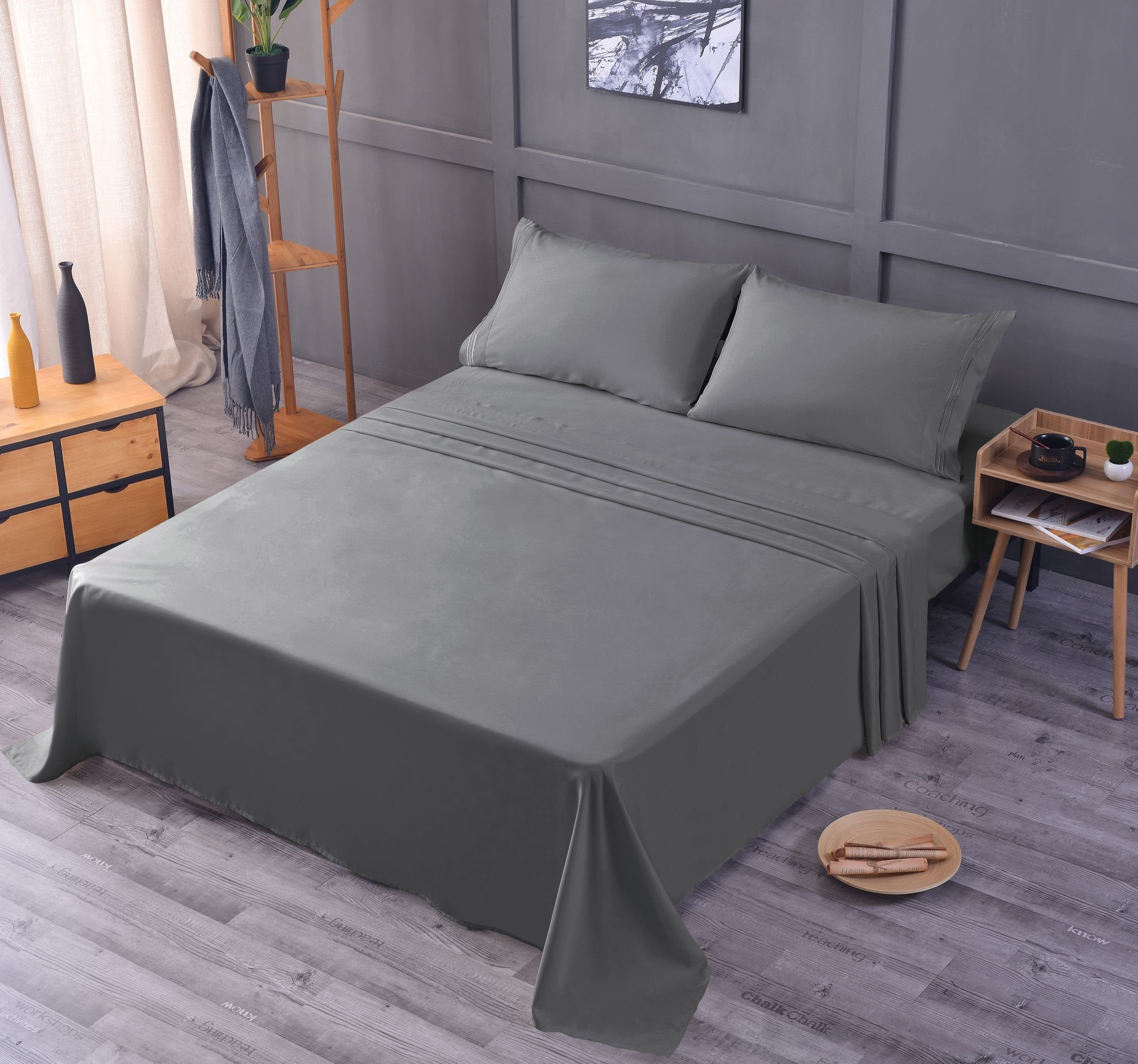 Bedsheet Panosundaki Pin