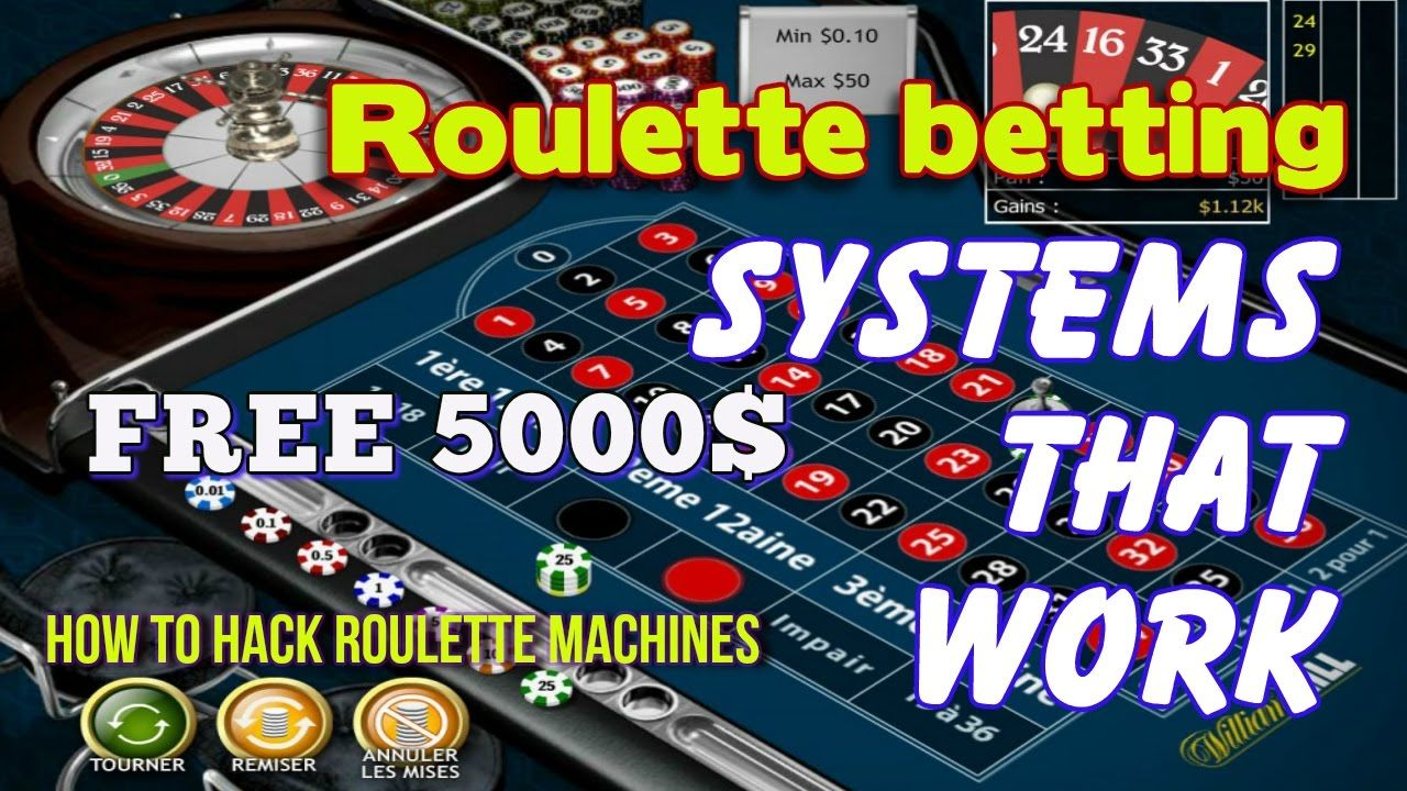 How To Win Money On Roulette Machine