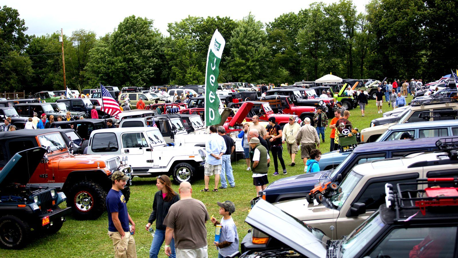 The Bantam Jeep Heritage Festival Is A Tribute Event For The History Of The Jeep The People Who Created It And Its Birthplace Butler The Main Eve Bantam Jeep