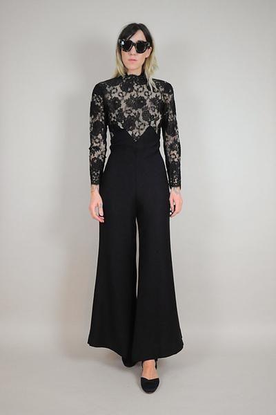 60's La Dolce Vita jumpsuit