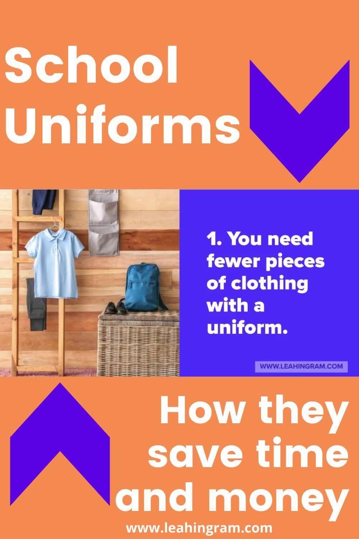 How School Uniforms Save Money Updated For 2020 Leah Ingram Video Video In 2020 Saving Money School Uniform School