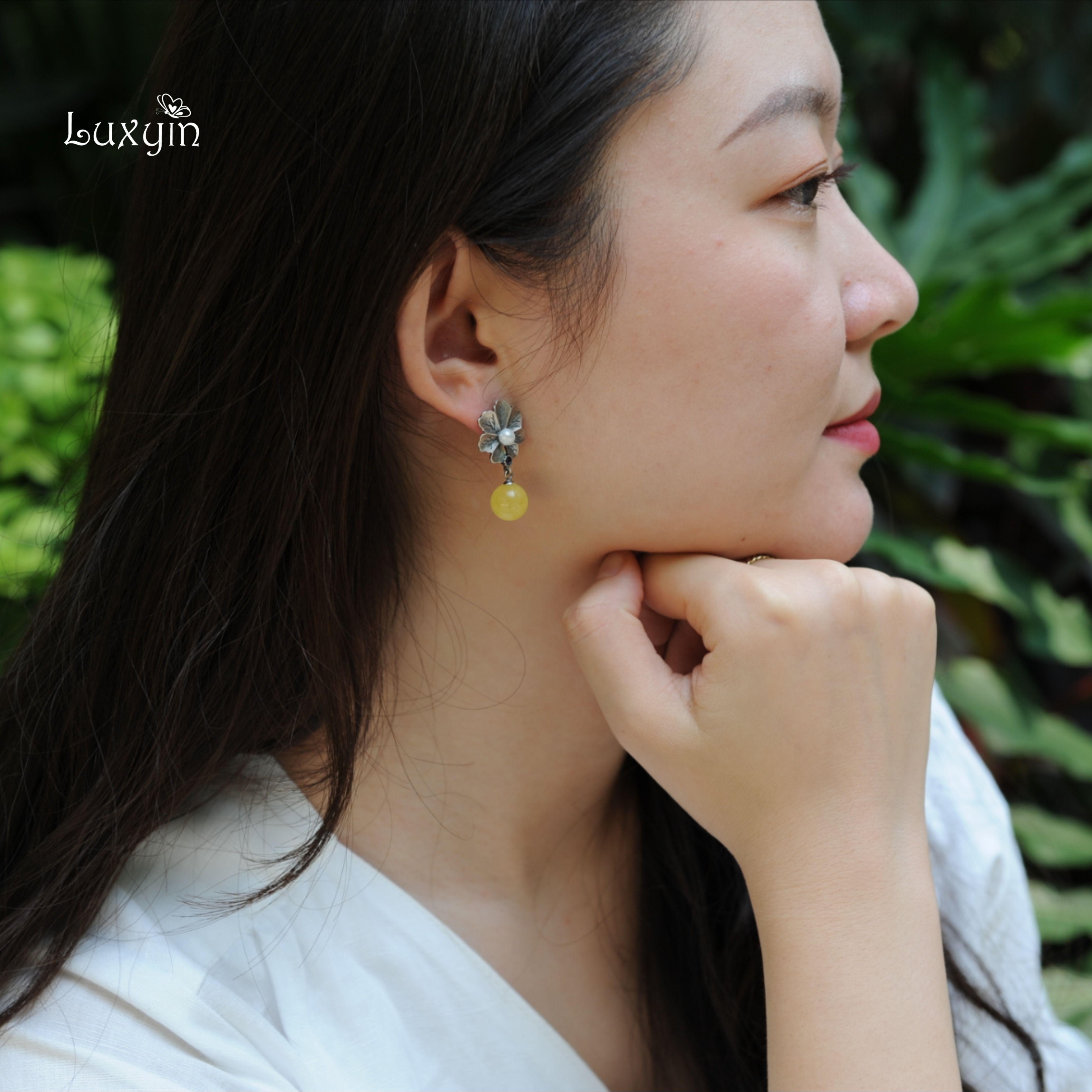 Vintage Style Big Sale Vintage Fashion Earrings Handmade Jewelry
