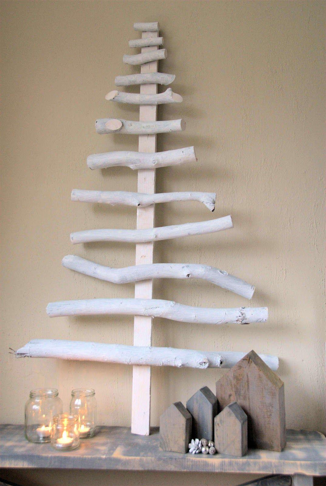 Fae309403cbbb05db8434970f5014fc5 Zelfgemaakte Kerstboom Versierde Kerstbomen Doe Het Zelf Kerst