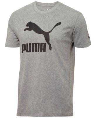 PUMA Puma Men's Logo T-Shirt. #puma #cloth #shirts