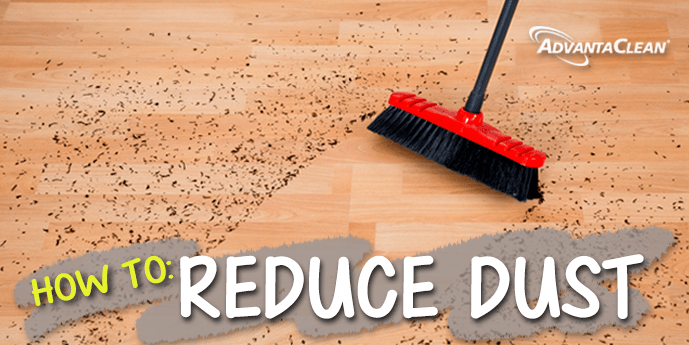 TIPS TO REDUCE DUST IN YOUR HOME House cleaning tips