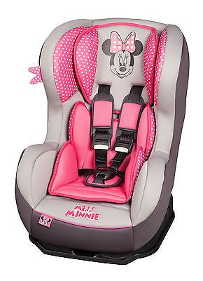 Disney Minnie Mouse Pink Cosmo SP Baby Toddler Reclining Car Seat 0 ...