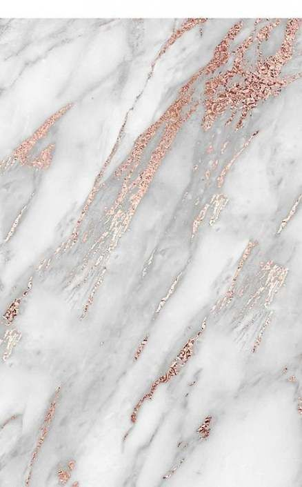 New rose gold wallpaper backgrounds marble Ideas #Iphone ...