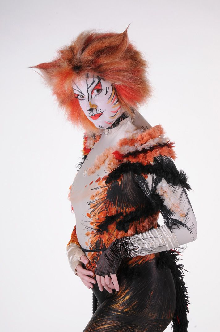 Bombalurina CATS Musical Broadway by VTWC