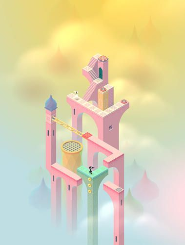 Monument Valley Game Wallpaper Google Search Monument Valley