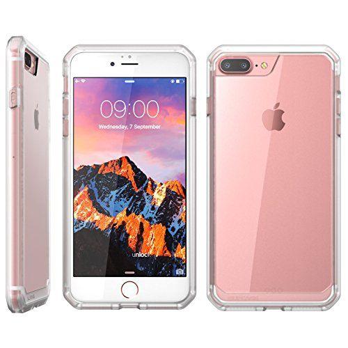 huge selection of 39c67 6fee0 iPhone 8 Plus Case, SUPCASE Unicorn Beetle Series Premium Hybrid ...