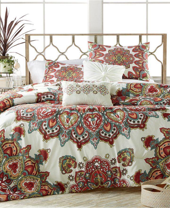 Victoria Classics Tamara 5 Pc Full Queen Comforter Set Bedding