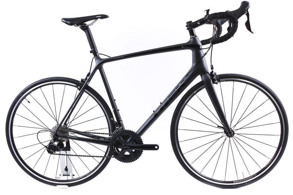Used 2018 Trek Emonda Sl 5 Xl 59cm Carbon Endurance Road Bike 2x11 Speed 105 Road Bike Bike Bicycle