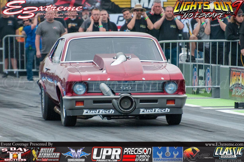 Terry Parks Chevy Nova Procharger X275 Drag Radial | Race Cars ...