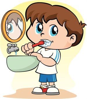 30++ Clipart brush my teeth info