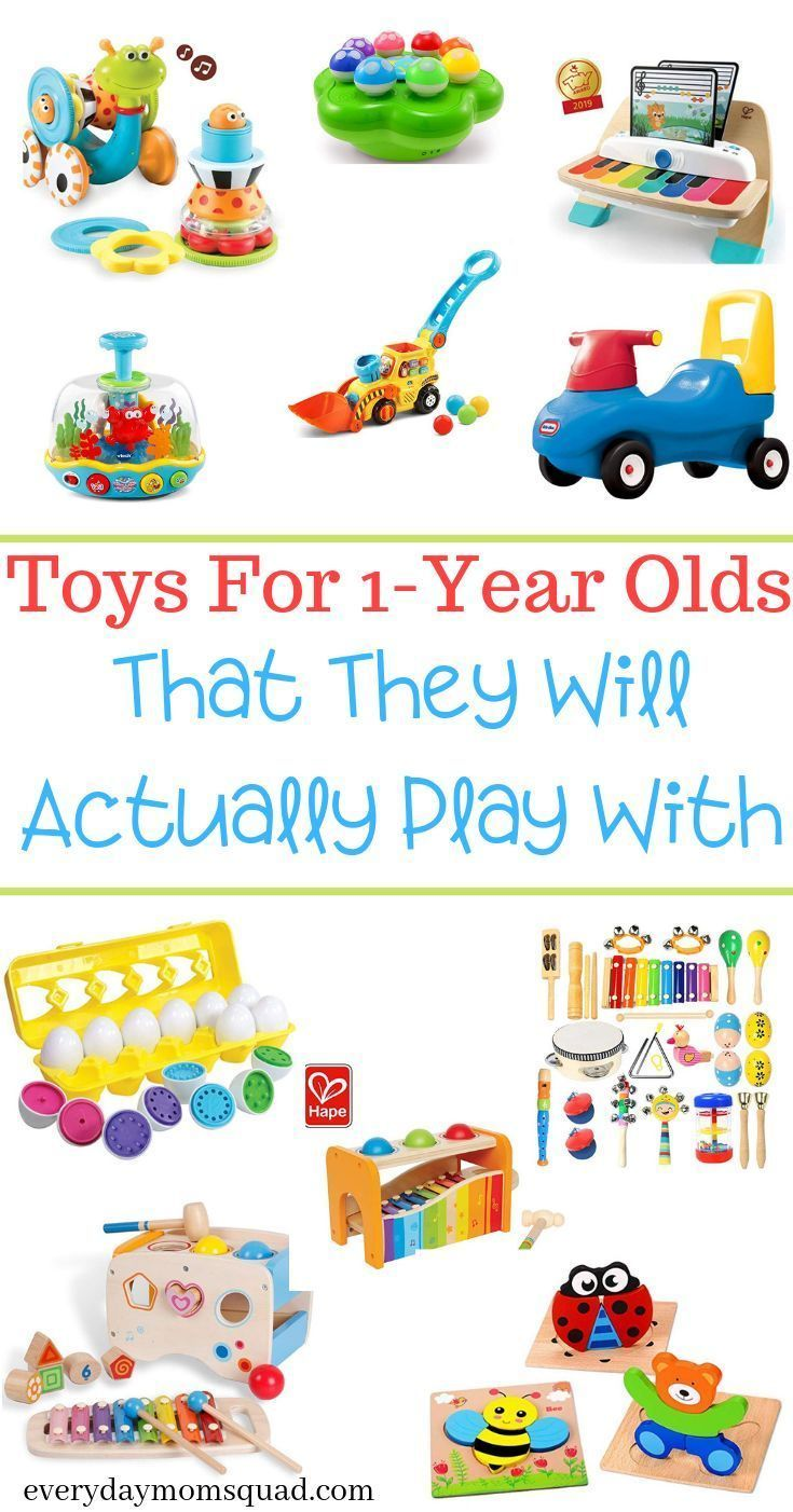 The best 44 toys for 1 year olds the ones they will really play with  The Everyday Mom Squa The best 44 toys for 1 year olds the ones they will really play with  The Ever...