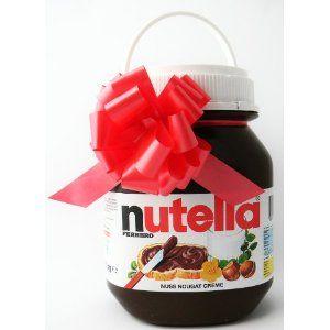 Nutella 5 Kg Xxxxl Jar Nutella Nutella Bottle Jar