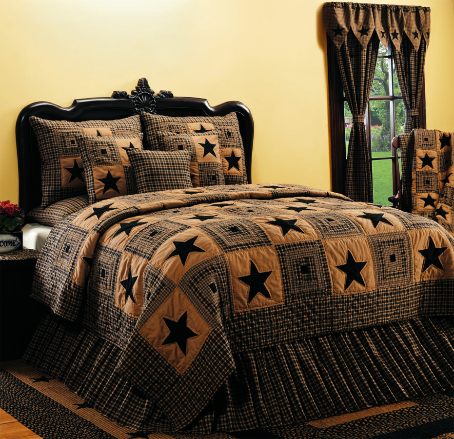 primitive decor | bedroom decor | Primitive Home Decors | Cozy ... : country style bedding quilts - Adamdwight.com
