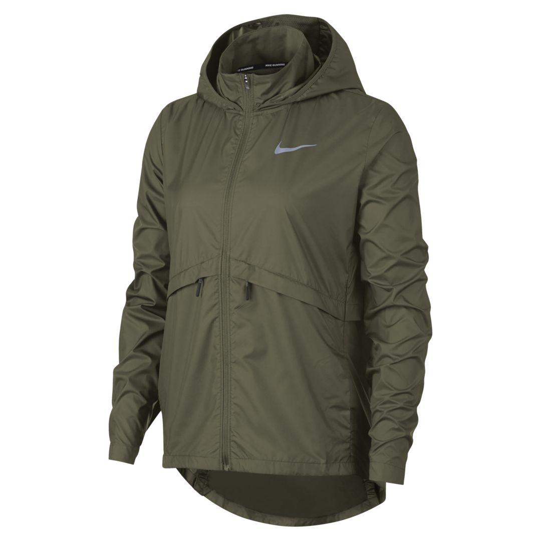 conocido poco Pornografía  Nike Essential Women's Packable Running Rain Jacket. Nike.com | Womens  running jacket, Running jacket, Jackets