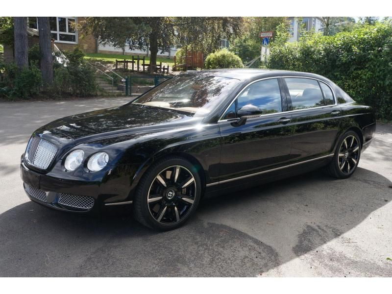 Bentley Continental Flying Spur Mod