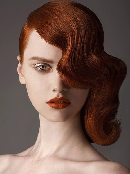 Deep cooper, love it PHOTOGRAPHY Coiffure, Cheveux