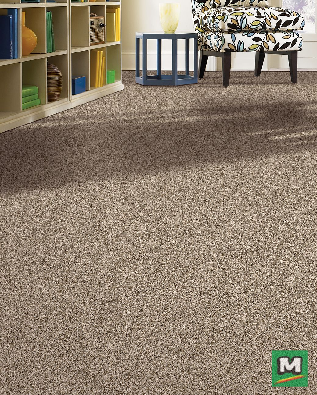 For A Picture Perfect Playroom Try Mohawk Untouchable Frieze Carpet It S Not