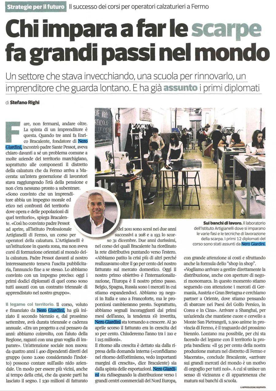 #Sette de Il Corriere della Sera - Maggio 2014