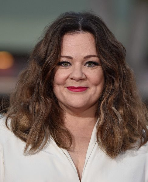 Melissa Mccarthy Hairstyles Enchanting Melissa Mccarthy Medium Wavy Cut  Melissa Mccarthy Medium