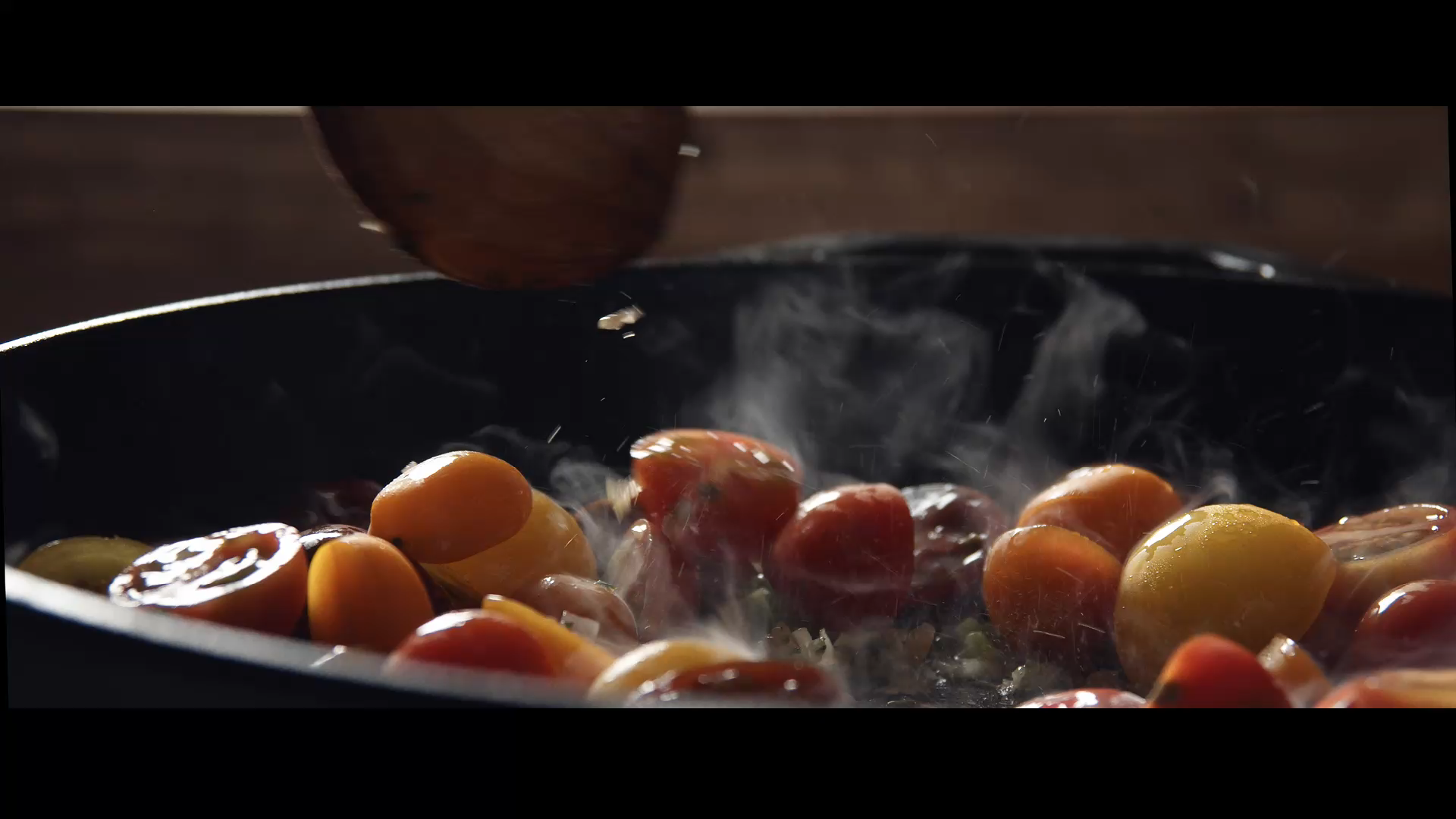 Filmed, prepped, cooked, eaten and color graded with precious tips from @theqazman 's Freelance Master Course! #colorgrading #cooking #cookingvideos #foodvideo #davinciresolve #onset #setlife #studiolife #colorinspiration #filmmaker #postproduction #editingroom #chicagofilmmakers #cinematicfood #filmmaking #bmpcc4k #blackmagicdesign #colorgrade #colourist #colorist #filmmakersworld #filmmakers #doplife #directorofphotography #foodfilming