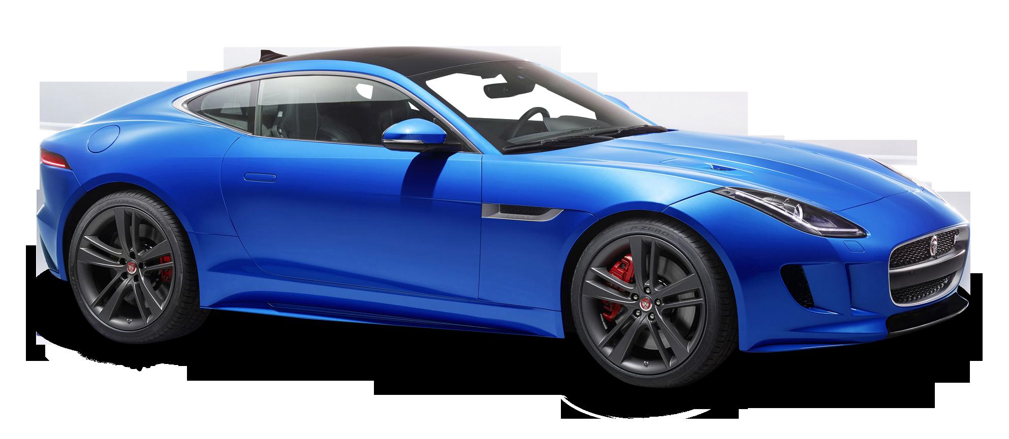 Jaguar F Type Luxury Sports Blue Car Png Image Jaguar F Type Blue Car Jaguar